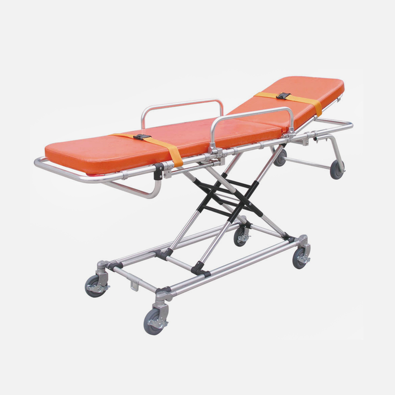 Emergency Stretcher Bed