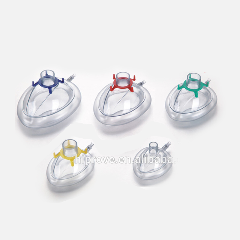 PVC Neonate/Infant/Adult Anesthesia Mask
