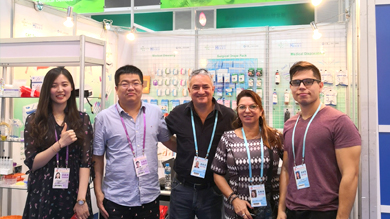 ALLPRO participated in 2018 China Import and Export Fair (Canton Fair) Spring Session