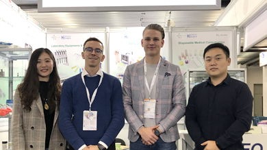 ALLPRO participated in 2018 MEDICA exhibition in Düsseldorf / Germany