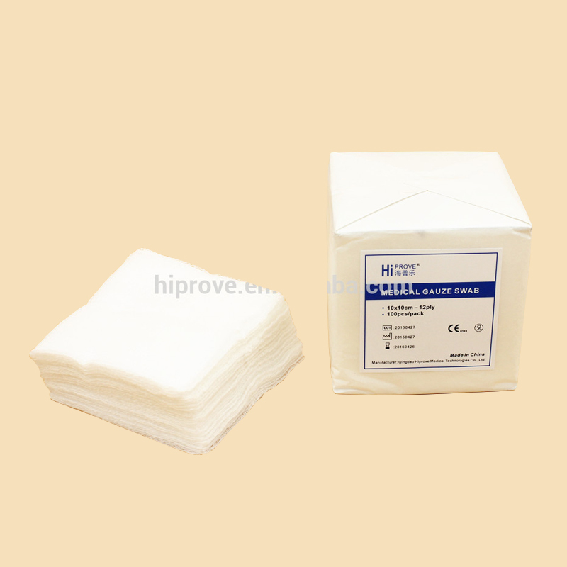 Medical Guaze swab sponge/ Gauze pad