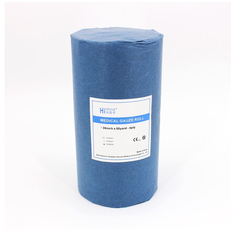 Medical Absorbent Gauze Roll