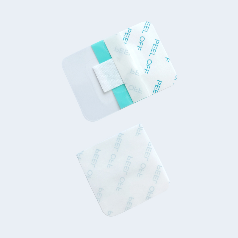 Adhesive Transparent Waterproof Wound Dressing