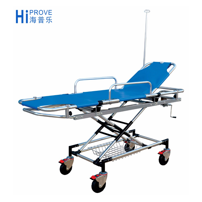 Adjustable Multi-functional Emergency Bed